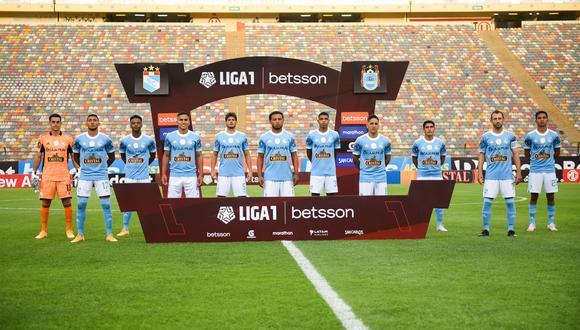 Sporting Cristal es el vigente campeón del fútbol peruano. (Foto: Liga de Fútbol Profesional)