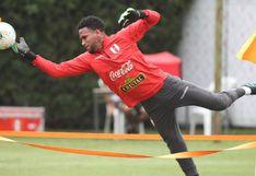 Selección peruana realiza su última práctica en Lima y el sábado viaja a Estados Unidos