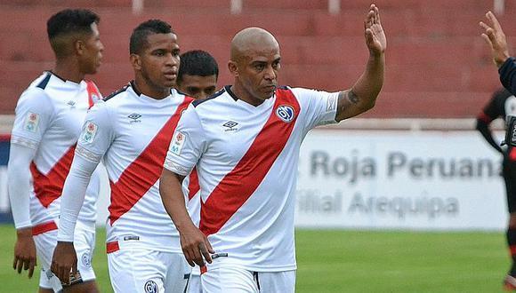 Víctor Rivera destaca la principal cualidad de Egidio Arévalo Ríos