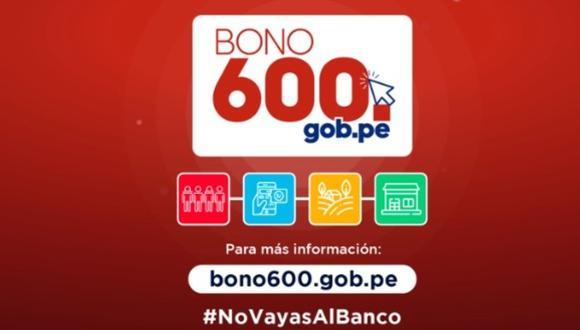 Consulta aquí el Bono 600 del Midis y verifica si te toca cobrar. Si es así aquí te contamos dónde pagan el apoyo monetario si el último dígito de tu DNI termina en 1. FOTO: Midis