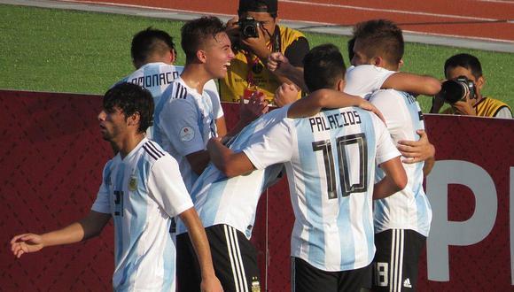 Argentina y el gol que clasificaba a Perú al Mundial de Brasil 2019