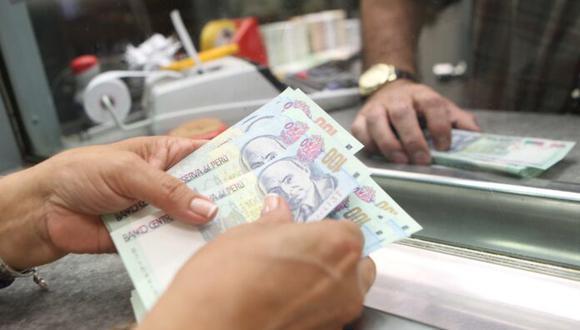 El bono de 600 soles servirá para ayudar a personas con una situación económica de extrema pobreza. (Foto: GEC)