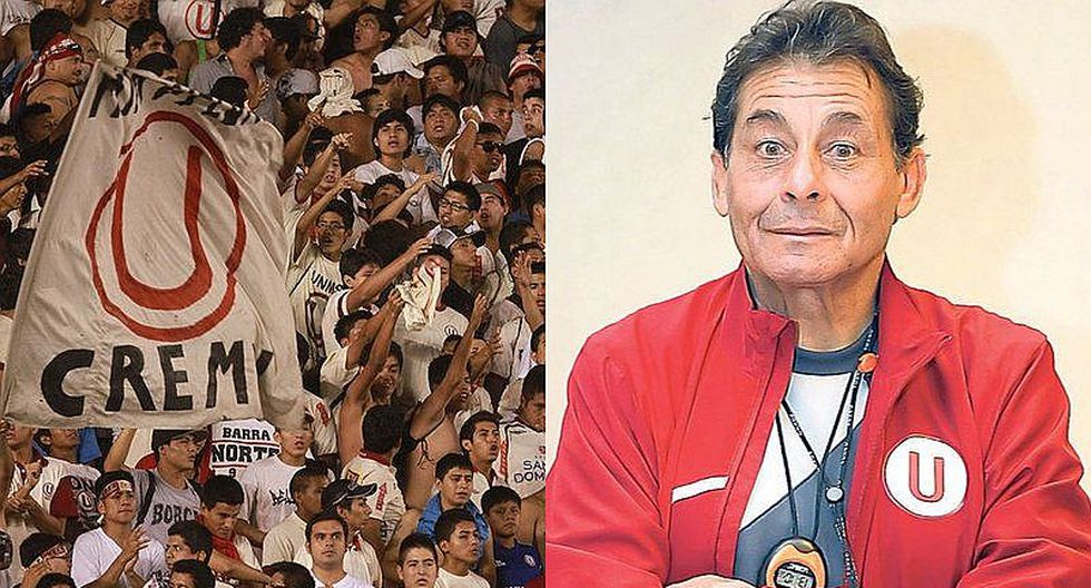 Trinchera Norte pide regreso de Roberto Chale a Universitario