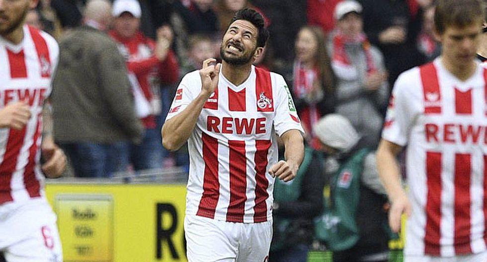 Claudio Pizarro registró otra marca histórica en el fútbol alemán
