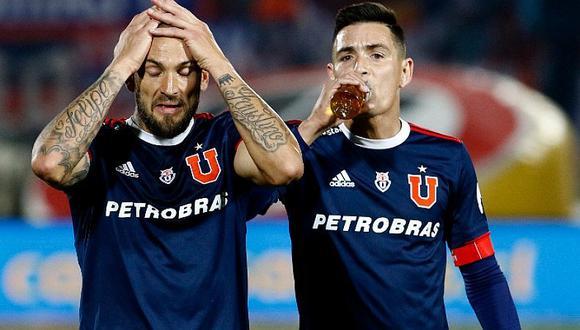 ¡Terrible! Crisis económica en la U de Chile deja a los jugadores sin shampoo a poco del reinicio del torneo | VIDEO