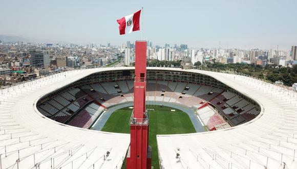 Estadio Nacional será utilizado como centro de votación en las elecciones del 11 de abril. (Foto: Andina)