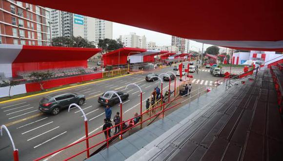 El año 2020, no se desarrolló el tradicional desfile que se realiza comúnmente en la avenida Brasil, debido al COVID-19. (Foto: Lino Chipana/GEC)