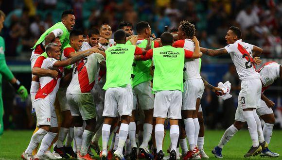 La selección peruana dedicó un mensaje al país por Fiestas Patrias. (Foto: GEC)