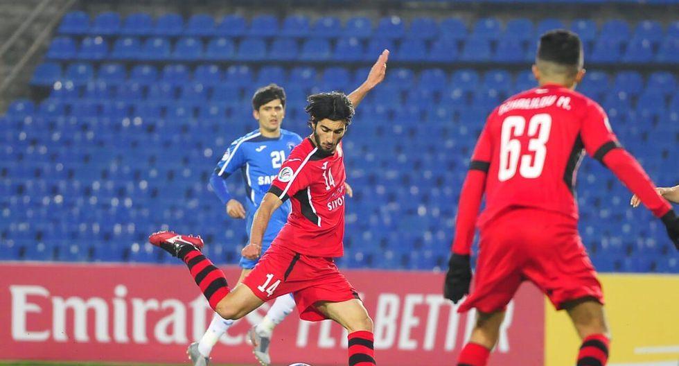 FC Istiklol Dushanbe campeón de la Supercopa de Tayikistán (Foto: VK FC Istiklol Dushanbe )