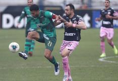 Alianza Lima y Sport Boys igualaron 0-0 en Villa El Salvador