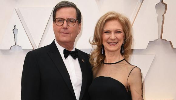 David Rubin seguirá al frente de la Academia de Hollywood. (Foto: AFP)