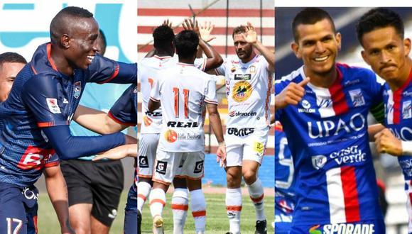 Ayacucho FC, Carlos Mannucci y César Vallejo son los clubes que llegan con chances de llevarse el grupo B y jugar la definición de la Fase 2 ante Sporting Cristal