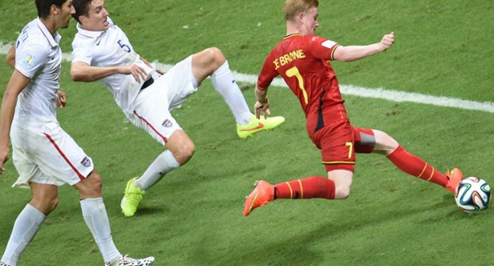 FINAL - Mundial Brasil 2014: Bélgica 2-1 EEUU -Así fue el Minuto a Minuto