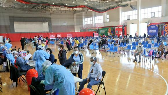 El ministro de Salud, Óscar Ugarte, dio más precisiones sobre la suspensión de las jornadas de vacunación por las Elecciones 2021. (Foto: Minsa)