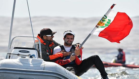 Lima 2019: Stefano Peschiera se consagra campeón sudamericano de vela