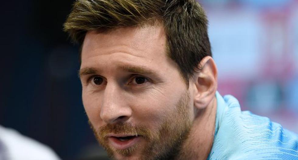 En Barcelona revelan que Lionel Messi podría jugar un año en Newell's Old Boys