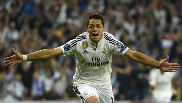 """Real Madrid debe decidir en 48 horas si se queda con """"Chicharito"""" Hernández"""