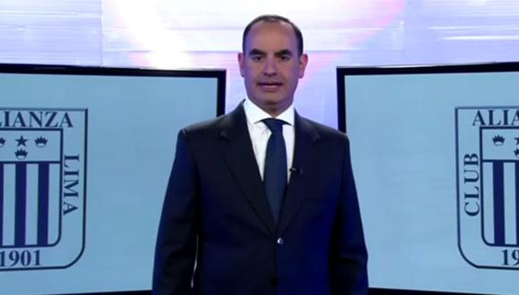 Christian Bustos: Alianza Lima no cometerá los mismos errores del pasado [VIDEO]