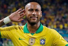 Perú vs. Brasil: La inédita alineación que estrenó Tite frente a Colombia en amistoso FIFA   FOTO