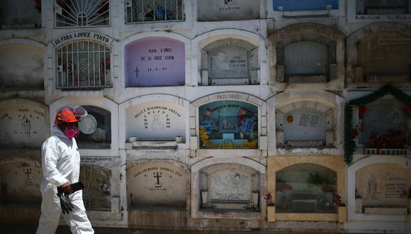El último domingo hubo 443 muertos en solo 24 horas. (Foto: GEC/Hugo Curotto)