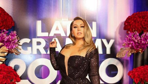 Chiquis Rivera ganó en la categoría Mejor álbum de música en los Latin Grammy 2020. (Foto: @chiquis)