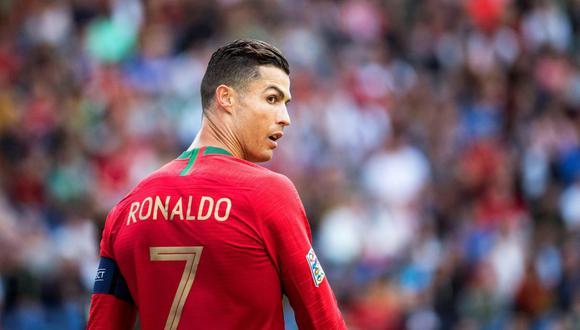 Cristiano Ronaldo disputará la próxima Eurocopa 2020 con Portugual. (Foto: EFE)