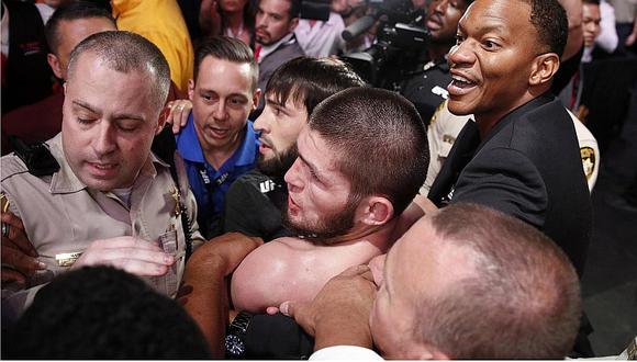 Dana White asegura que Nurmagomedov mantendrá su título de UFC