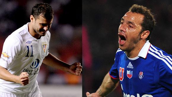 La otra final: Liga recibe a U. de Chile por la Sudamericana