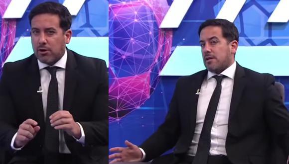 Óscar del Portal habló sobre las fechas triples que se vienen en las Eliminatorias de Qatar 2022. Foto: Captura América TV
