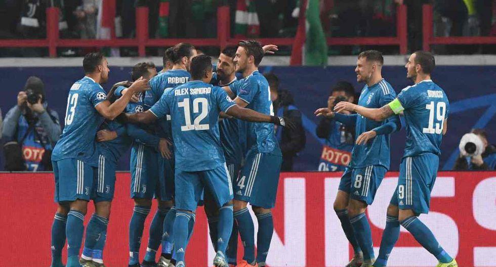 Juventus vs. Milan se enfrentan en la Serie A. (Foto: AFP)