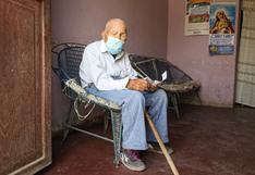 Bono de 600: abuelitos de 80 años reciben dinero en casa vía 'Carritos Pagadores'