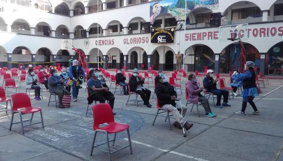 En Cusco se esperan los resultados de más muestras para detectar si hay presencia de la variante Delta, la más contagiosa en el mundo actualmente. (Foto: Diresa Cusco)