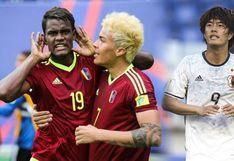 EN VIVO: Venezuela vs. Japón vía TLT Venezuela amistoso internacional fecha FIFA