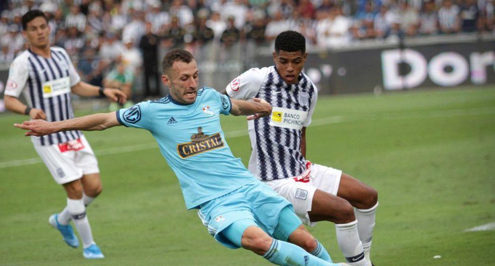 Alianza derrotó 1-0 a Cristal en la semifinal de ida de la Liga 1. (Foto: @ClubSCristal)
