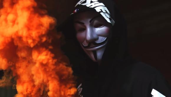 Anonymous se infiltró en instituciones de Rusia, Estados Unidos, China, Chile y Líbano (FOTO: Captura)
