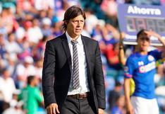 Chile estaría muy cerca de concretar la llegada de Matías Almeyda como nuevo entrenador de 'La Roja'