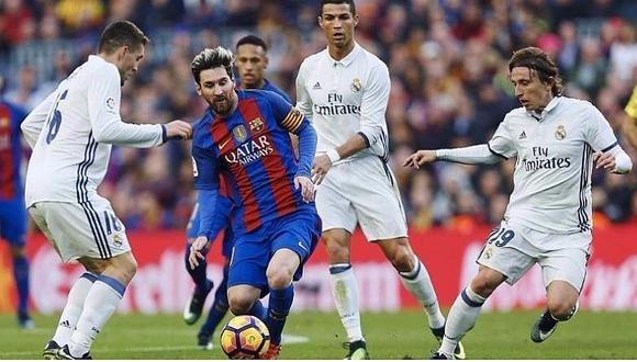 Barcelona vs. Real Madrid: primera baja del Real para la Supercopa