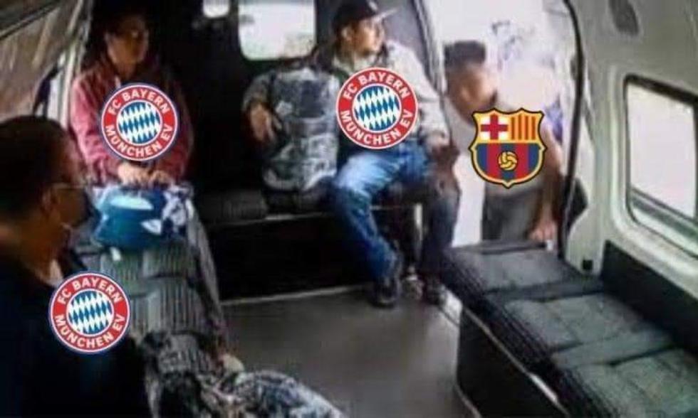 Barcelona vs. Bayern Múnich: los mejores memes de la eliminación de 'Culés' de la Champions League. (Foto: Facebook)