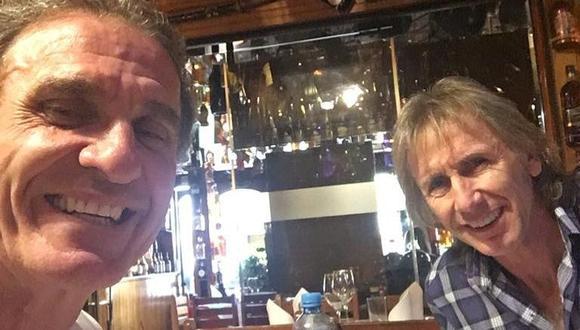 """Ricardo Gareca y Oscar Ruggeri planean abrir """"Spa para ancianos"""" para pasar una buena vejez [VIDEO]"""