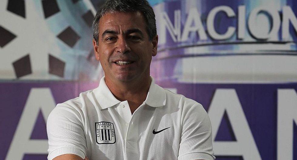 ¡ES OFICIAL! Alianza Lima: Pablo Bengoechea es el nuevo técnico para el Torneo Clausura 2019