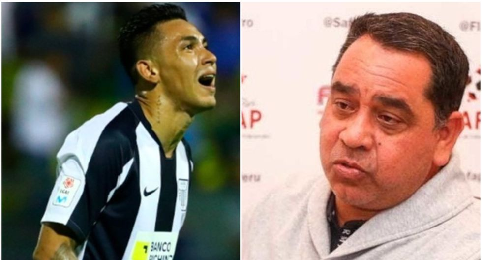 "Alianza Lima | Jhonny Baldovino: ""Lo hecho por Jean Deza no amerita ser despedido"""