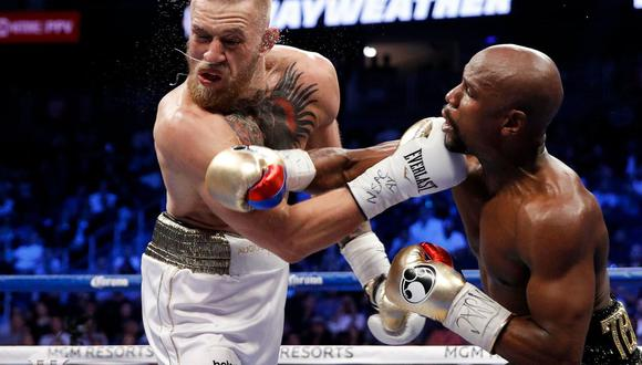 Conor Mcgregor le hizo una promesa a Mike Tyson respecto a una eventual pelea contra Floyd Mayweather