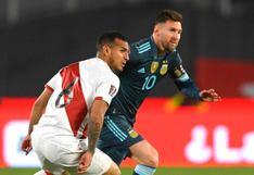 "José Velásquez pega a Trauco por pedir camiseta a Messi: ""Me parece ridículo, peor en una derrota"""