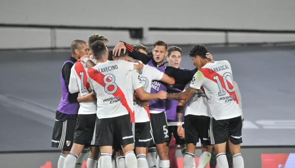 River Plate derrotó 3-2 a Colón de Santa Fe (Foto: Prensa River).