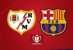 Barcelona vs Rayo Vallecano en vivo: cómo y dónde ver el partido