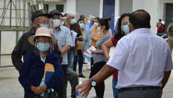 A la fecha hay 114.897 casos confirmados desde el inicio de la pandemia en la región. Foto: Diresa Junín