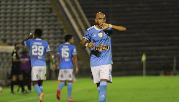 Pedro Garay habló en la previa del duelo entre Sporting Cristal y Sao Paulo y aseguró que a los celestes les falta un líder. (Foto: Liga 1)