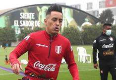 """""""Cueva cree que juega en su barrio, con la gente que toma con él, pero juega por Perú"""""""