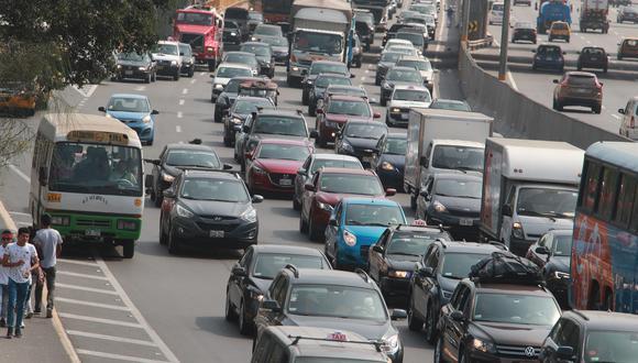Contaminación del aire alcanza valores históricos en Lima y Callao, según Senamhi. (Foto: GEC)