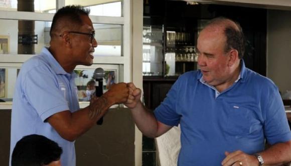 El pedido del Tenchy Ugaz a Rafael López Aliaga.